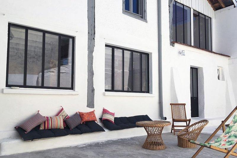 Maison 10 couchages Saint Julien en Born ( proche Contis), vacation rental in Landes
