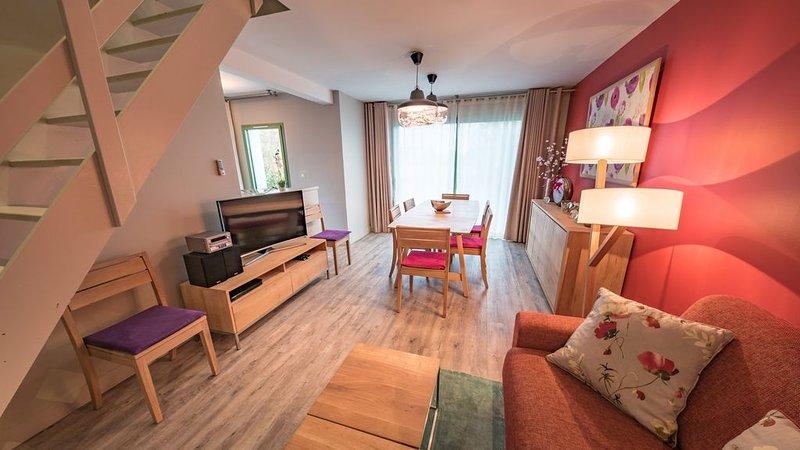Cottage 'L'herbier' - La Réserve, Mesnil-Saint-Père, holiday rental in Foucheres