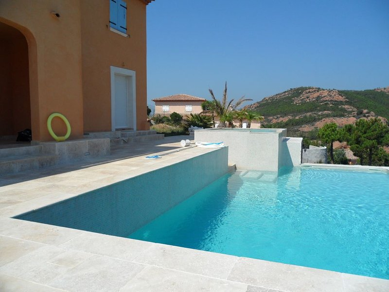 The large swimming pool 10 m X 5 m