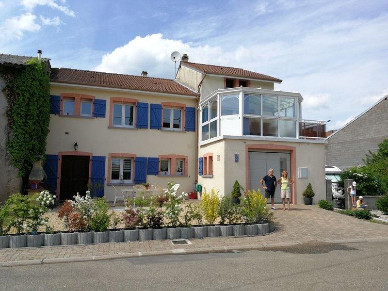 Chambre d'hôtes Chez Violette, holiday rental in Berig-Vintrange