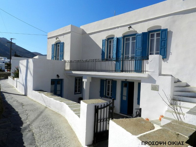 VILLA JASMINE a la Sifnos, holiday rental in Chrisopigi