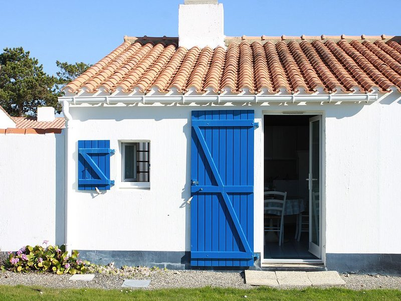 Petite maison Brétignollaise pour des vacances reposantes au bord de mer, aluguéis de temporada em Bretignolles Sur Mer