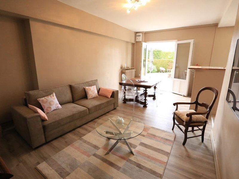 Gîte Sologne Appartement 2 pièces, casa vacanza a Nouan-le-Fuzelier