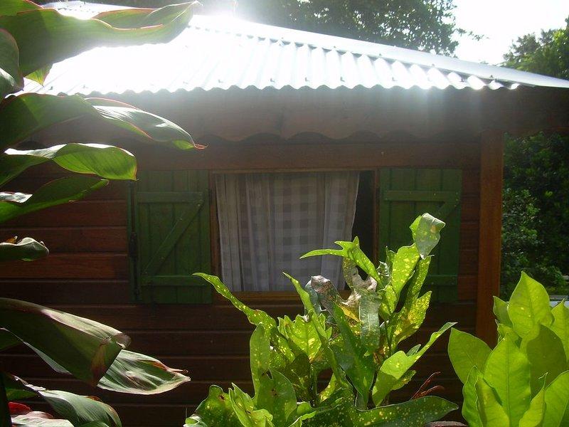 TI KAZ bungalow de charme pour 2 personnes, holiday rental in Vernou