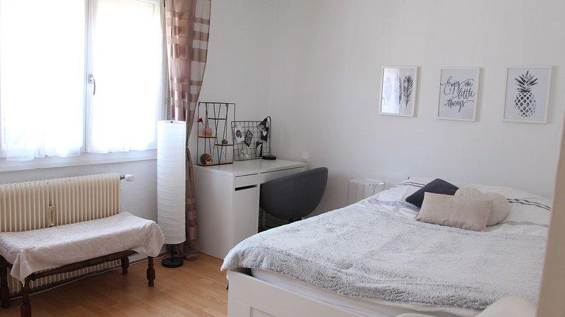 Appartement Cathédral, holiday rental in Legelshurst