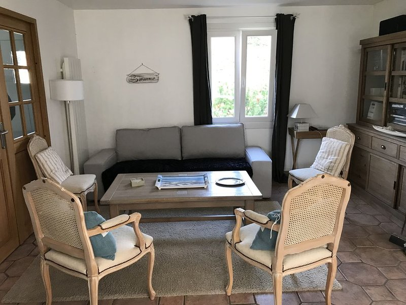HARDELOT Plage : Maison plain-pied proche centre & plage au calme, holiday rental in Neufchatel-Hardelot