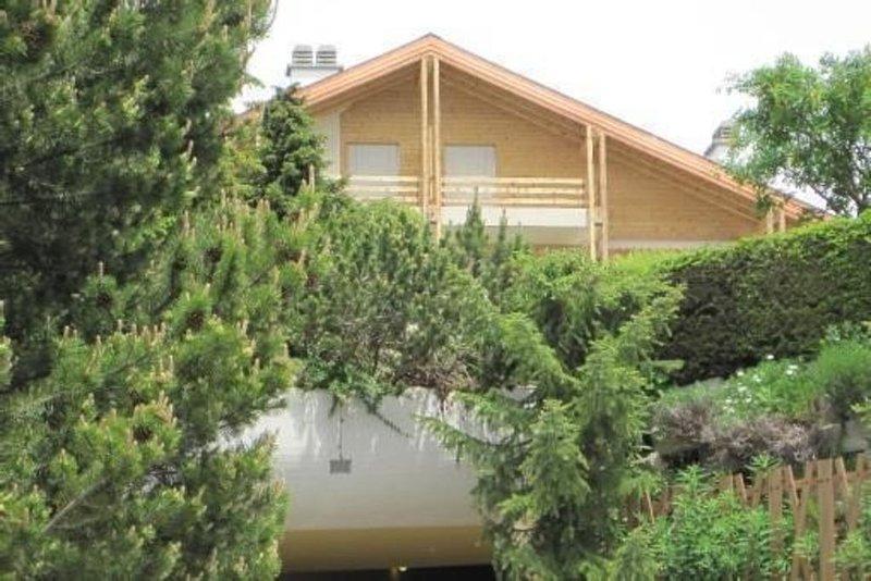 Magnifique  duplex 150 m2 dans chalet de standing, aluguéis de temporada em Icogne