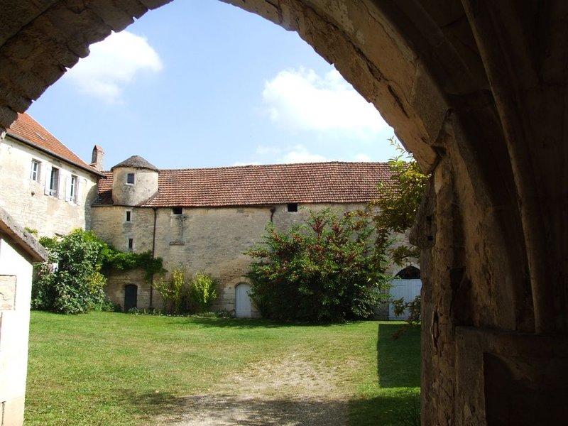 Logement au cœur du village, holiday rental in Membrey