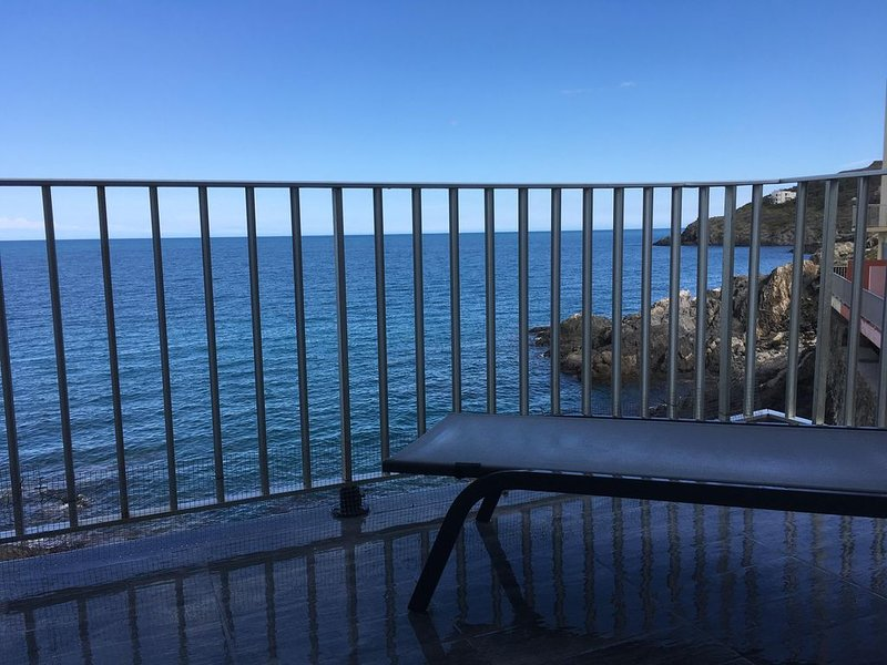 Transat sea view