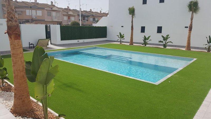 Appartement Costa Blanca San Pedro Del Pinatar, alquiler de vacaciones en San Pedro del Pinatar