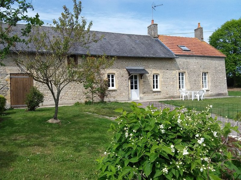 Les marettes omaha14, vacation rental in Longueville
