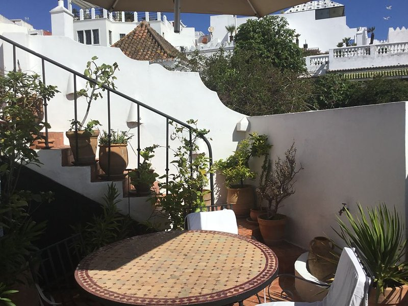 Ravissante petite maison dans la medina, holiday rental in Tangier