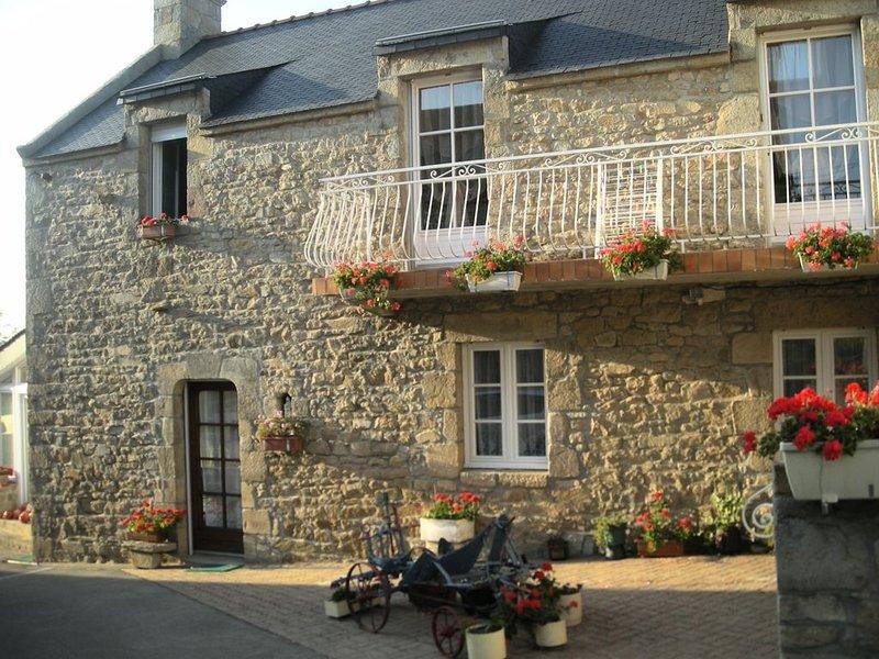 Location vacances,rdc, 1km de la mer en Morbihan-Bretagne sud, holiday rental in Erdeven
