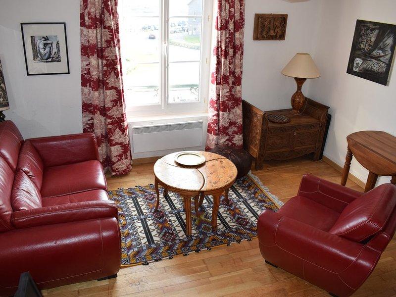 Appartement de charme pour Deux Personnes, location de vacances à La Riviere-Saint-Sauveur