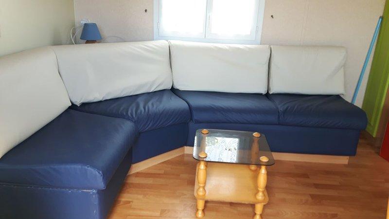 Mobil Home 6 personnes Brétignolles sur mer, casa vacanza a Bretignolles Sur Mer