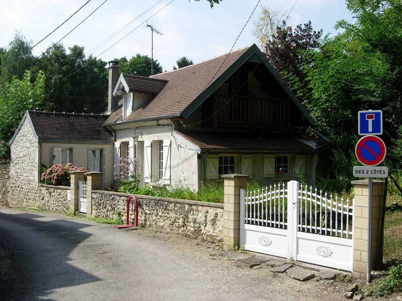 au chemin de la forêt, holiday rental in Choisy-au-Bac