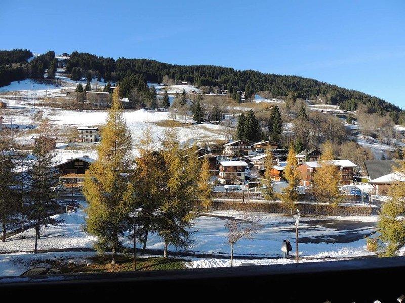 Résidence au coeur du typique vieux village des Gets tout en restant au calme,, vacation rental in Les Gets