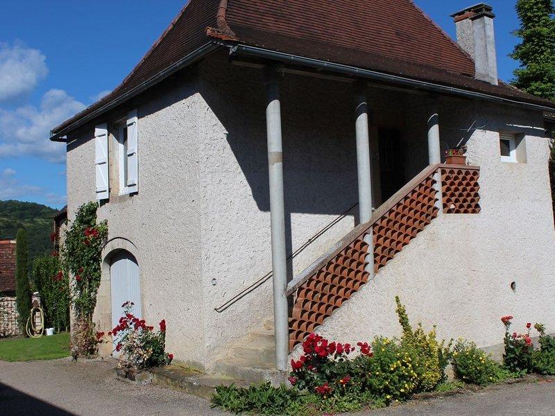 Gîte quercynois à la ferme (Wifi gratuit), location de vacances à Beaulieu-sur-Dordogne