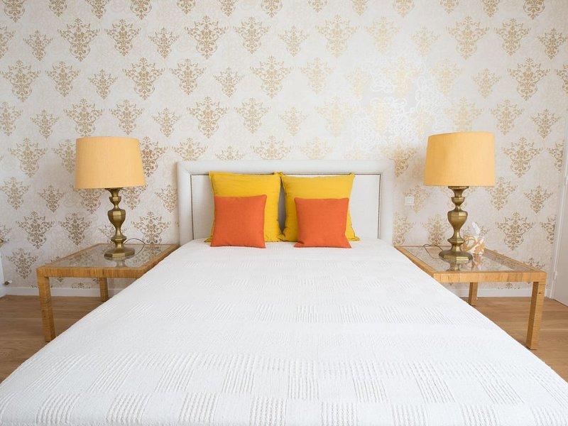 L'Aubertine Bel appartement coeur de Beaune, location de vacances à Corgoloin