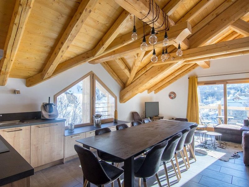 Chalet 2 SANDEMA 12pers/4*, holiday rental in Valloire
