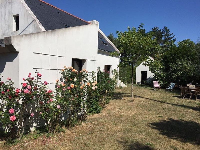 Maison de famille à Kerdavid, vacation rental in Locmaria