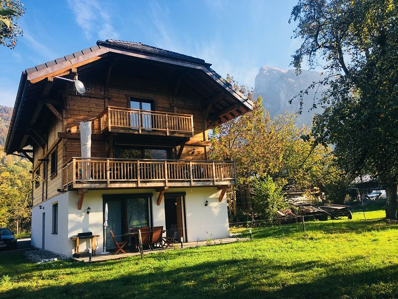 Chalet 4* pour 8 personnes à Samoens, holiday rental in Samoens