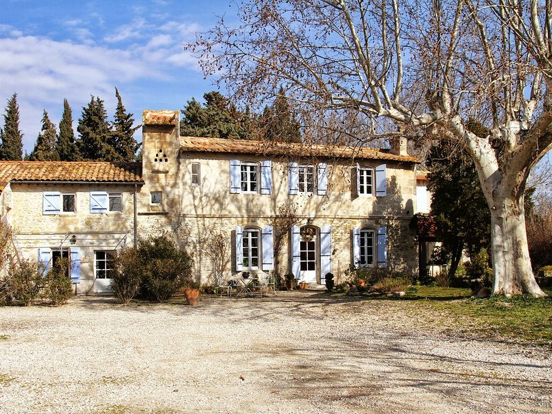 Gîte de la Treille du Mas Médaille, holiday rental in Albaron