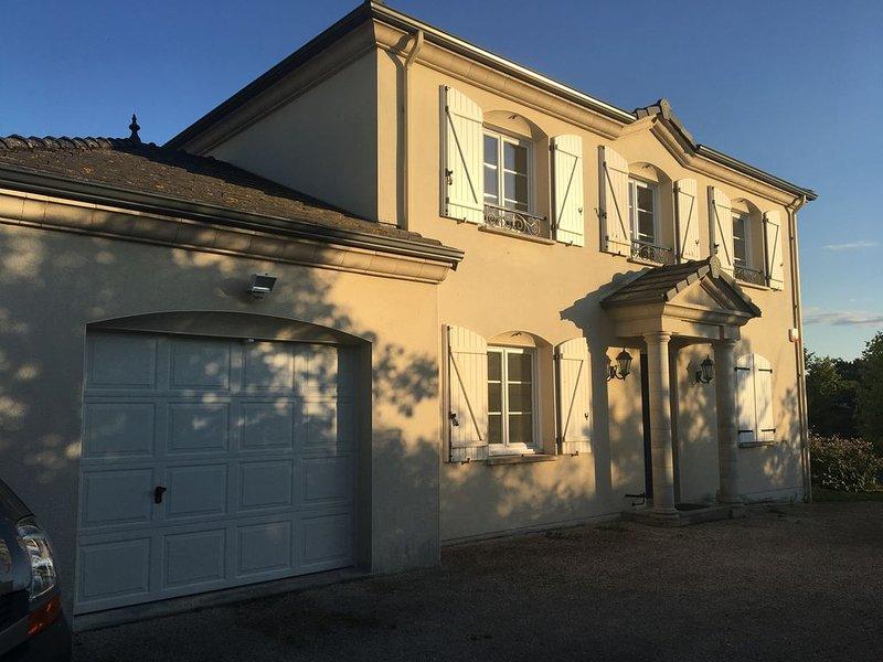 Gîte «Le Millésime 61», holiday rental in Bergeres-les-Vertus