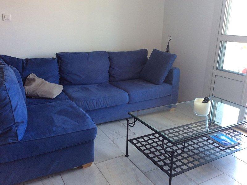 Appartement au calme à 2min de la plage, holiday rental in La Tamarissiere