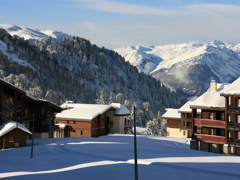 Belle Plagne ESF departures & Residence Agate