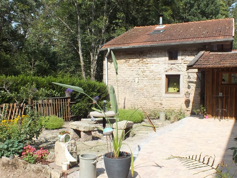 gite tout confort vallée de la Vôge, holiday rental in Bains-les-Bains