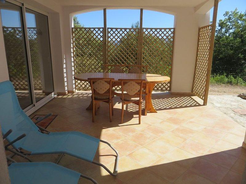 Gite de la source d'Argens, holiday rental in Bras