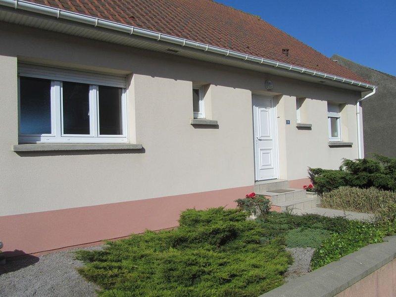 maison située à 800 m de la plage, holiday rental in Saint-Leonard