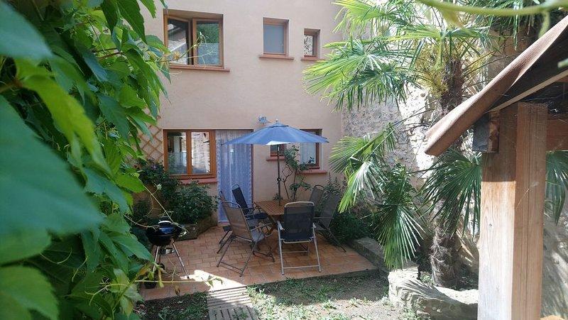 Maison bicentenaire à Rouvenac, holiday rental in Couiza
