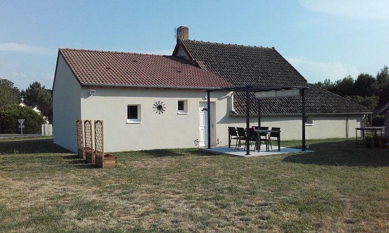 Gite familial proche de la foret de Tronçais (Auvergne), alquiler vacacional en Couleuvre