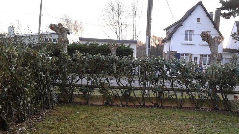 Appartement mer avec jardinet, alquiler vacacional en Merlimont