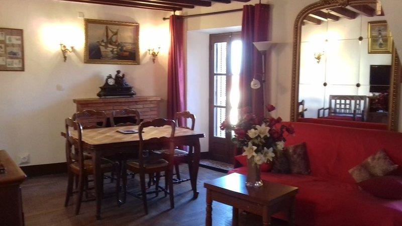 MAISON DE VILLAGE----, holiday rental in Calenzana