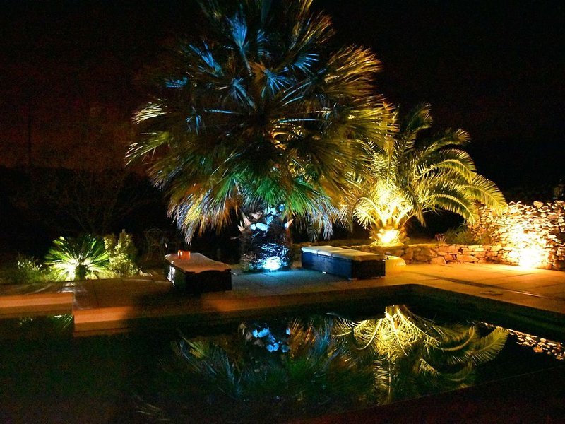 Maison Jas des oliviers avec piscine chauffée, vacation rental in Le Castellet