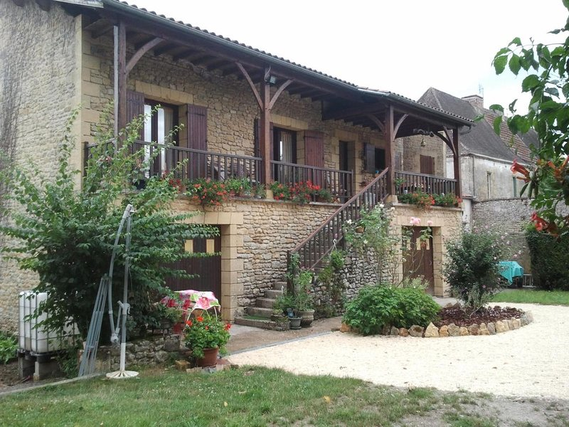 Maison de campagne à Mauzac et Grand Castang, holiday rental in Pontours