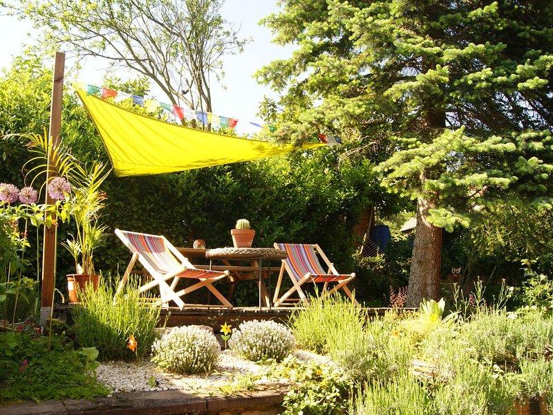 Gîte des Jardins Sauvages du Thalala, aluguéis de temporada em Epfig