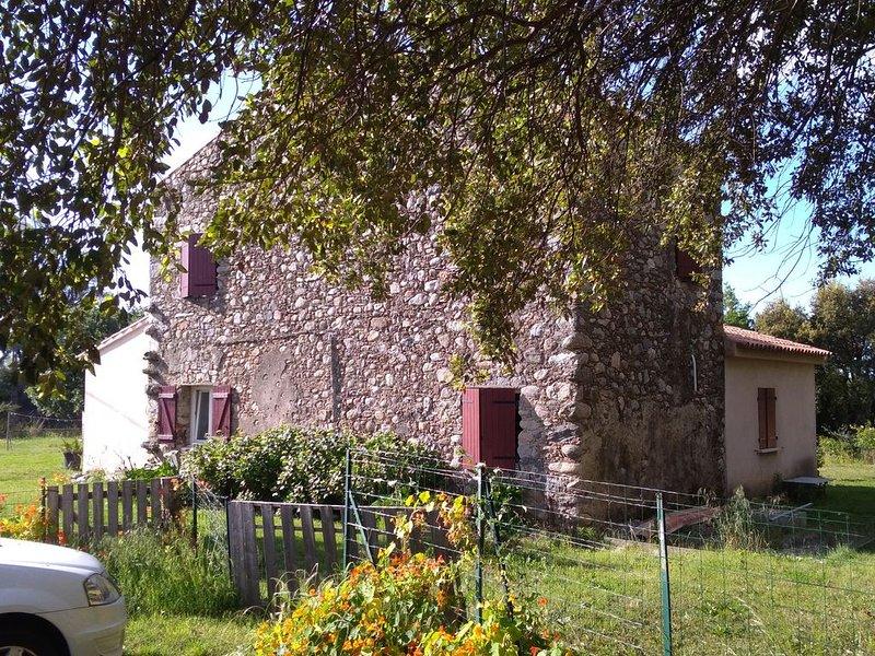 Grande villa indépendante, vacation rental in Isolaccio-di-Fiumorbo
