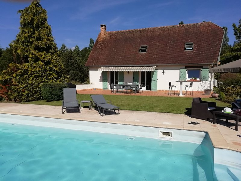 Maison agréable et spacieuse, holiday rental in Premilhat
