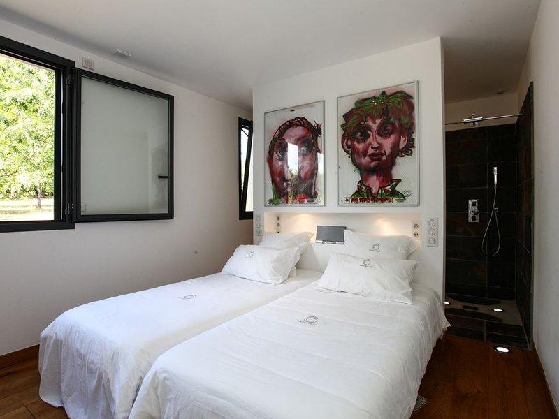 Loft OVEBAS - Domaine de l'Ô, aluguéis de temporada em Bourgnac