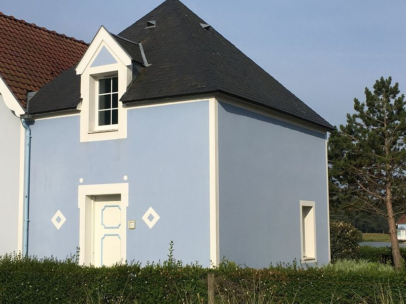 Maison - Cottage 5/6 personnes Domaine de Belle-Dune, vacation rental in Fort-Mahon-Plage