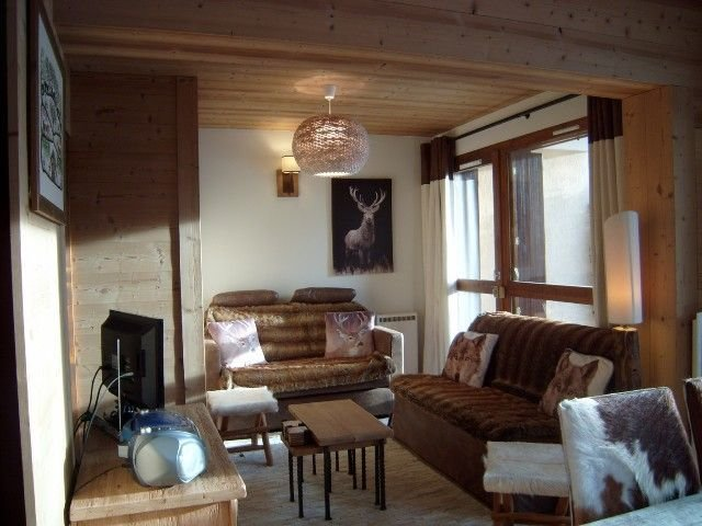Appartement 6 personnes, 50 m², holiday rental in Crest-Voland