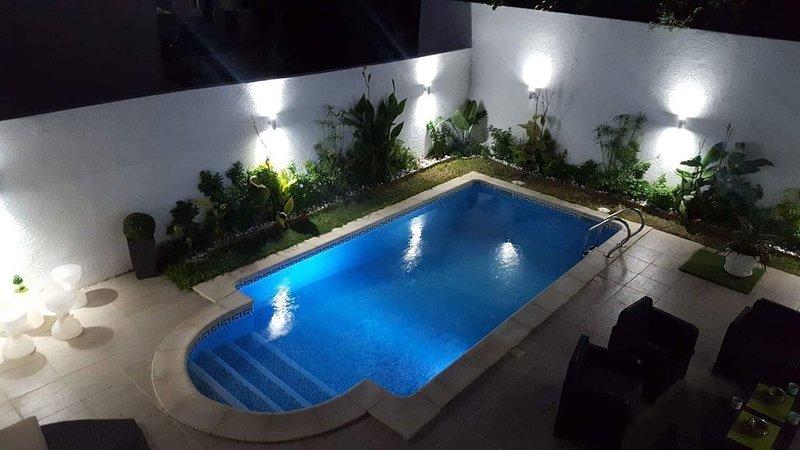 Appartement chaleureux, holiday rental in La Marsa