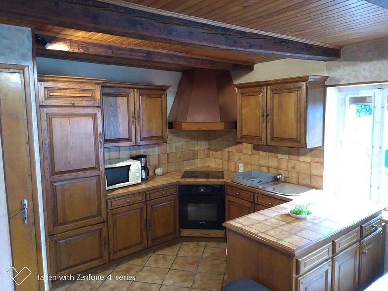 Meublé de tourisme * 6-8 p. - Bourboule/Mont Dore, location de vacances à Saint-Genès-Champespe