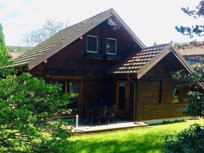 Chalet situé à Xonrupt à 5 min du lac de Gérardmer ( Vosges ), casa vacanza a Xonrupt-Longemer