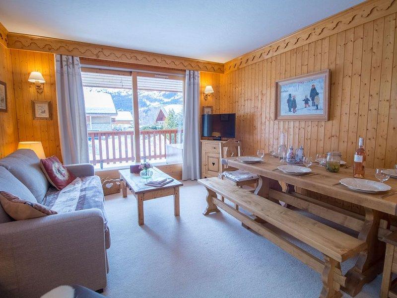 Fauvettes 9, appartement en duplex, 7 personnes, holiday rental in Les Allues