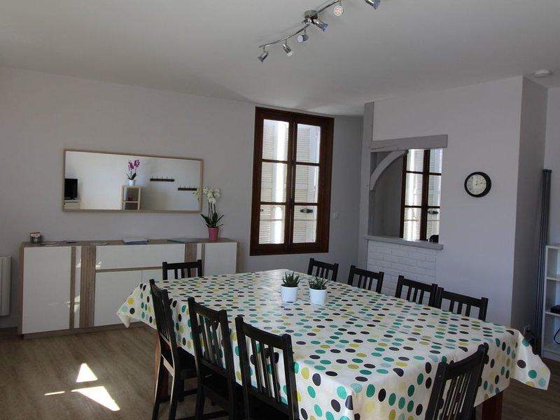 'Gîte Cocteau'  Chez Clémence Forêt de Fontainebleau, vacation rental in Arbonne-la-Foret